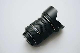 Sigma 17-50mm F2.8 OS (Canon)