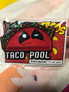 Taco Pool Patch