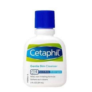 Cetaphil Gentle Skin Cleanser 59ml Travel Size