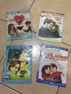 DVD Romance Movie