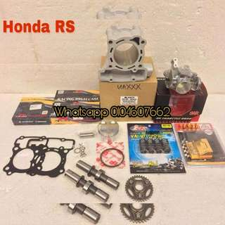 ---Package For Honda RS150---