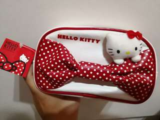 Hello Kitty Pouch / Pencil case