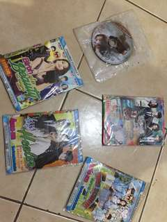 DVD Kdrama Complete