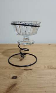Aroma candle holder