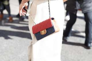 CHANEL Mini Classic Flap Bag 20cm