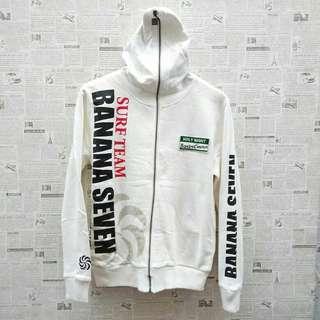 sweater hoodie banana seven mura