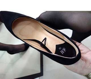🚚 H&M OL 上班專用高跟鞋