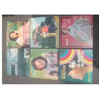 黑膠 唱片 12片