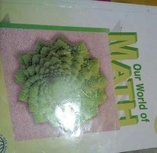 Our World of Math Vibal Grade 10 kto12