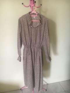Mini dress 75k