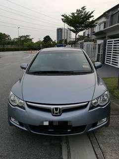 Honda Civic FD1.8A