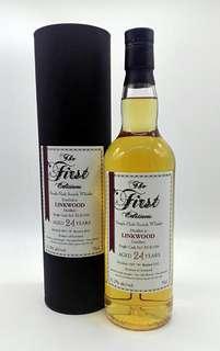 Linkwood 24年 whisky