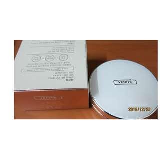 韓國愛茉莉 Verite UV50完美遮瑕保濕彈力多效氣墊粉底LX 21號