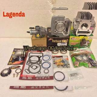 --Package Racing Yamaha Lagenda 110,Lagenda 110Z,Lagenda 110ZR---