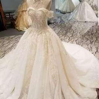 Wedding Gown High Quality