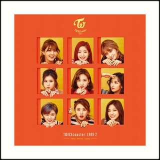 (WTB) TWICECOASTER LANE 2 ALBUM