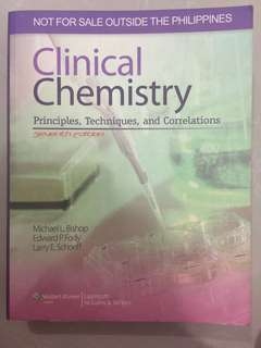 Clinical Chemistry 7th ed - Bishop