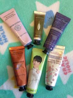 Hand cream clearance sale