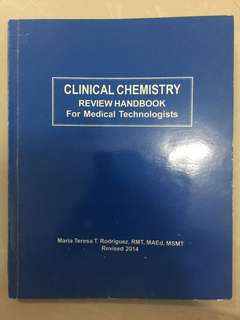 Clinical Chemistry - Rodriguez