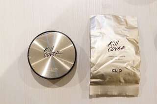 Clio kill over ampule cushion