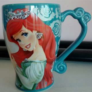 Ariel Mermaid Cup