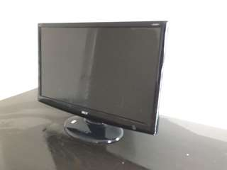 Acer 24 inch Monitor