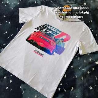 T-shirt 頭文字d