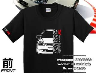 civic ep3 honda t shirt