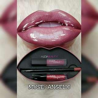 HudaBeauty lip matte set (3)
