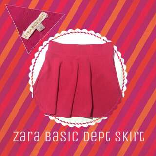 Zara Basic Dept Skirt