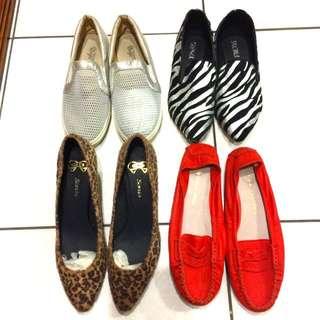 🚚 愛迪達 休閒鞋 球鞋 尖頭 娃娃鞋 美鞋