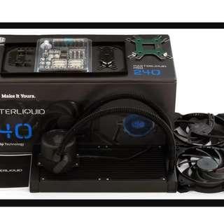 MasterLiquid Pro 240