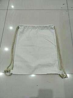 Katcha String Bag/Canvas Bag