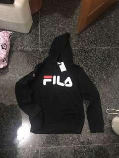 FILA長袖帽T