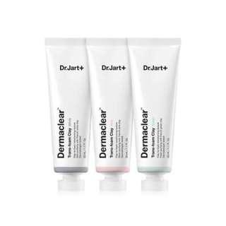 Dr Jart Dermaclear+ Trans-Foam Clay Set
