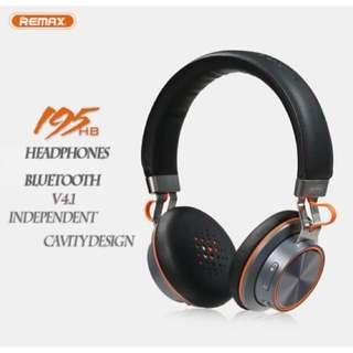 Remax Bluetooth headset 195HB