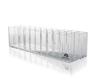 30 slots of lipgloss holder