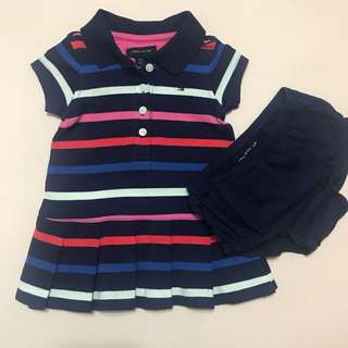 Tommy Hilfiger Dress for 3-6mos