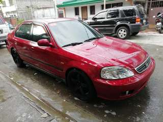 For sale 1999 honda vtec matic fresh