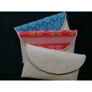 DIL Mengkuang Clutch