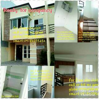 Ready  for occupancy  house and lot in  marikina