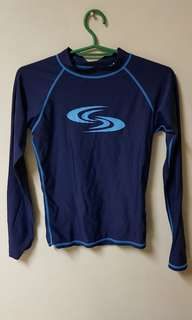 Original Sun and Sand Rashguard