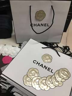 Chanel packaging decorations
