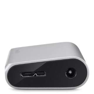 Belkin Aluminium USB 3.0 4-Port Hub with Power Supply Unit