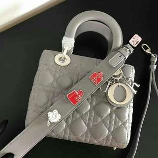 Lady Dior 20 Ready Stock