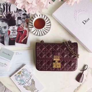 Dior Flap Stud Ready Stock