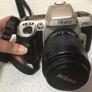 Kamera Analog SLR Nikon F60