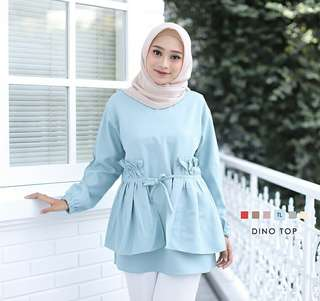 Dino Top (Jastip Mayoutfit)