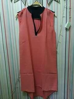 dress pinguin pink