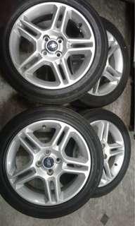 Ford sport rim 16